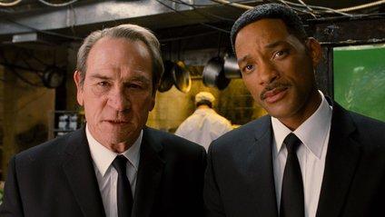 Люди в чорному: як змінилися актори - фото 1