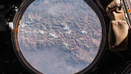 Вражаючі фото Землі з МКС - фото 1