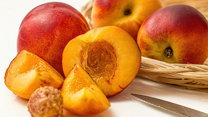 Як приготувати смачне варення з персиків - фото 1