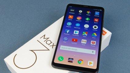 Xiaomi Mi Max 3 має дисплей діагоналлю 6,9 дюйма - фото 1