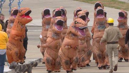 Перегони тиранозаврів - фото 1