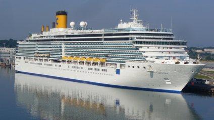 Круїзний лайнер Costa Deliziosa - фото 1