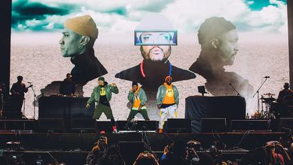 Black Eyed Peas у Києві - фото 1