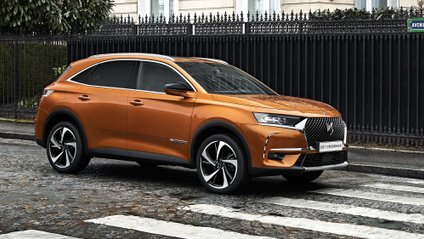 DS 7 Crossback - фото 1