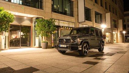 "Mercedes-AMG G63 отримав 700 ""конячок"" під капотом - фото 1"