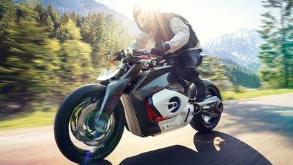 Motorrad Vision DC Roadster - фото 1