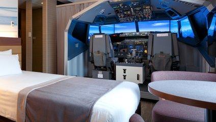 Авіасимулятор у готельному номері - фото 1