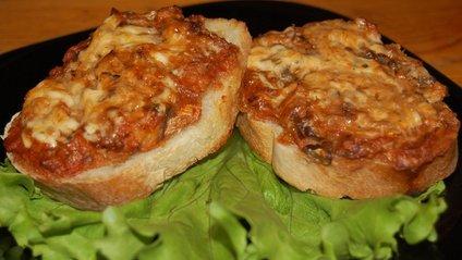 Рецепт бутербродів - фото 1