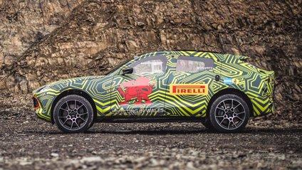 Тести Aston Martin DBX стали одними з найбільш об'ємних в історії - фото 1