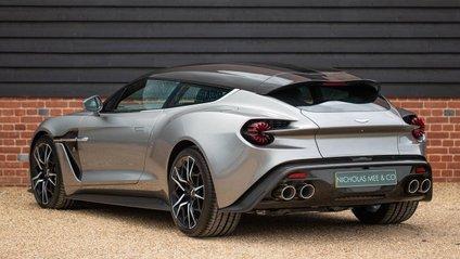 Це один з 99 екземплярів Aston Martin - фото 1