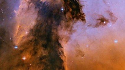 Як виглядає туманність Орла - фото 1