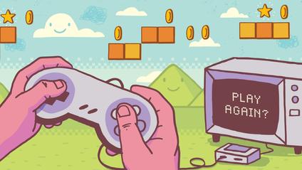 Комп'ютерні ігри - одна з улюблених розваг - фото 1