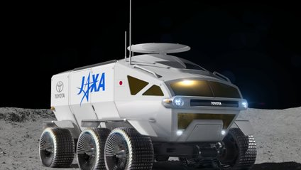 Місяцехід буде збудований на базі авто Toyota - фото 1