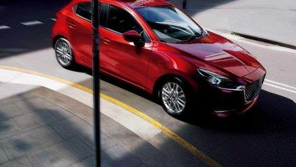 Mazda2 отримала дизайн від старших моделей - фото 1