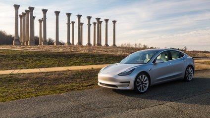 Tesla вважається однією з найбезпечніших - фото 1
