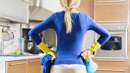 Лайфхаки для прибирання на кухні - фото 1