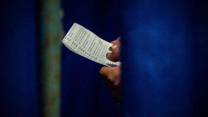 У Маріуполі виборець прикріпив до бюлетеня презерватив - фото 1