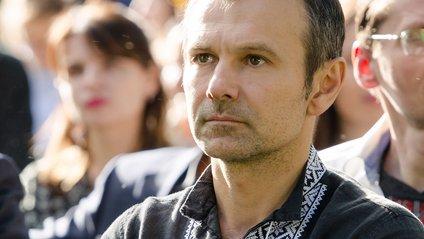 Лідер політичної партії Голос Святослав Вакарчук - фото 1
