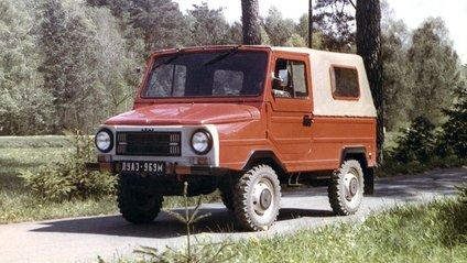 ЛуАЗ-969 в Луцьку випускали з 1966 року по 2002 рік - фото 1