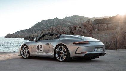 Загалом буде випущено 1000 екземплярів Porsche 911 - фото 1