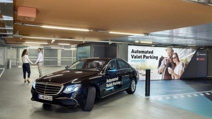 Автомобілі будуть паркуватися самостійно - фото 1