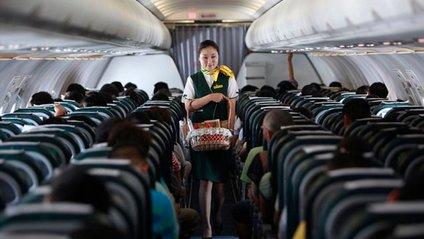 Під час польоту важливо дбати про водний баланс - фото 1