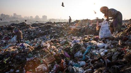 Пластик можна буде обміняти на їжу - фото 1