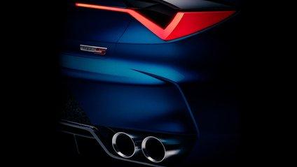 Acura незабаром покаже свій потужний седан Type S - фото 1