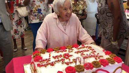 Луїзі Жан Синьйор - 107 років! - фото 1