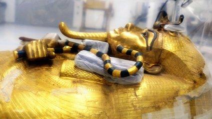 Саркофаг Тутанхамона відреставрують - фото 1