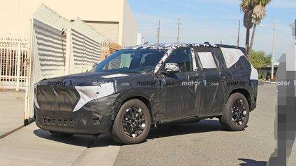 Нового Jeep Grand Cherokee - фото 1