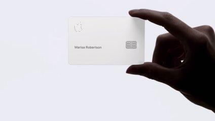 Apple випустила віртуальні кредитні карти - фото 1