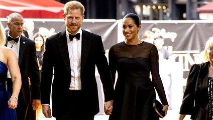 Меган Маркл та принц Гаррі - фото 1