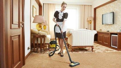 Чому не варто прибирати у номері готелю - фото 1