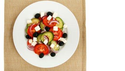 Як приготувати грецький салат - фото 1