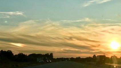 У Полтаві помітили два сонця - фото 1