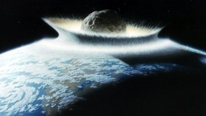 До Землі летить астероїд - фото 1