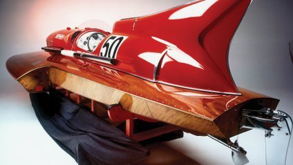 У 1953 році катер побив рекорд швидкості - фото 1