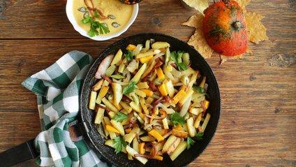як приготувати печену картоплю - фото 1