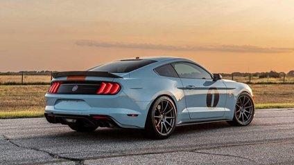 Загалом випустять 119 екземплярів Ford Mustang - фото 1