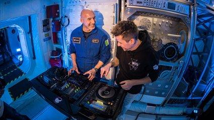 Джіджей на МКС - фото 1
