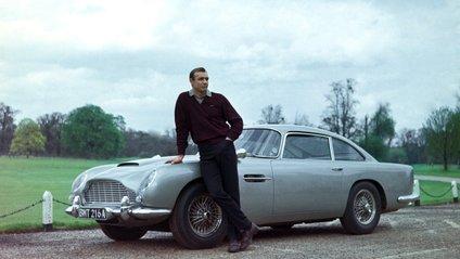 Aston Martin DB5 - фото 1