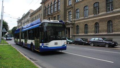 У Ризі не буде тролейбусів - фото 1