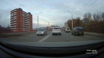 У Борисполі провчили автохама - фото 1