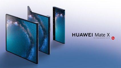 Huawei Mate X покажуть восени - фото 1
