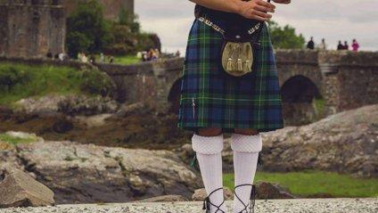 Шотландський кілт - фото 1