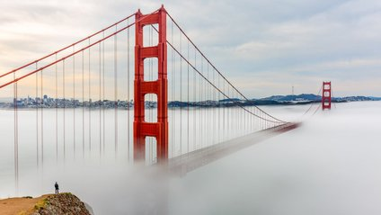 Міст Золоті Ворота - фото 1