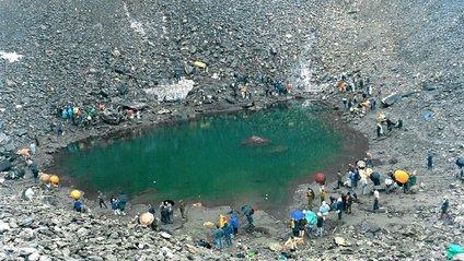 Озеро Скелетів - фото 1