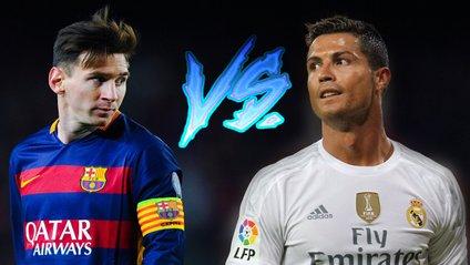 Роналду vs Мессі - фото 1