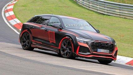 Новий Audi RS Q8 покажуть незабаром - фото 1